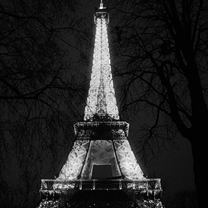 Tour Eiffel in the night